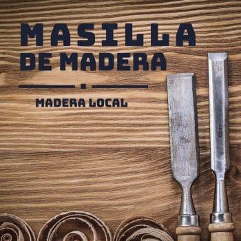 Masilla de Madera