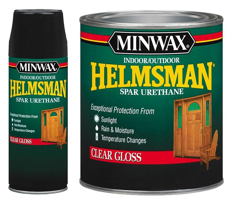 Minwax Helmsman Exterior Spar Poliuretano
