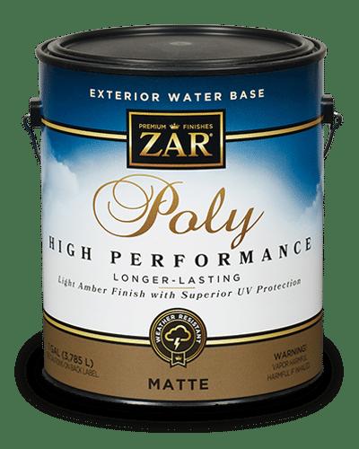Poliuretano a base de aceite exterior ZAR