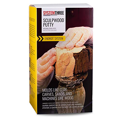 Sculpwood Moldable Putty