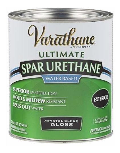 Uretano Spar a base de agua de RUST-OLEUM Ultimate