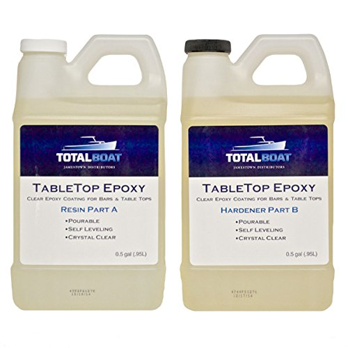 TotalBoat - Epoxy Resin Crystal Clear