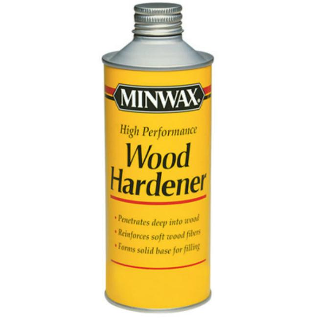 Minwax 41700000 High Performance Wood Hardener, pint